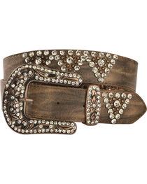 Shyanne Women's Bling Belt, , hi-res