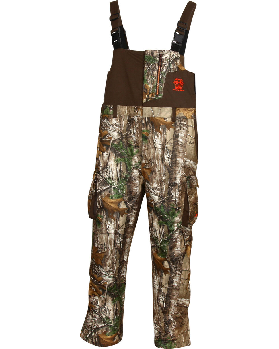 Rocky Realtree Xtra Camo RAM Bib Overalls, Camouflage, hi-res