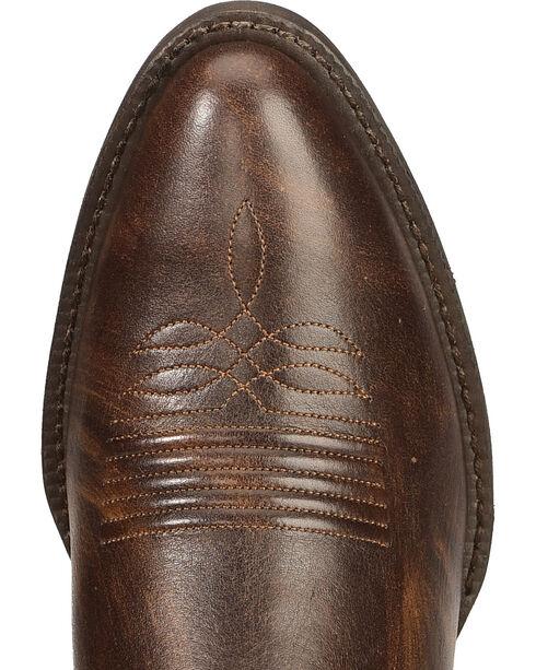 Ariat Men's Boomtown Western Boots, Brown, hi-res
