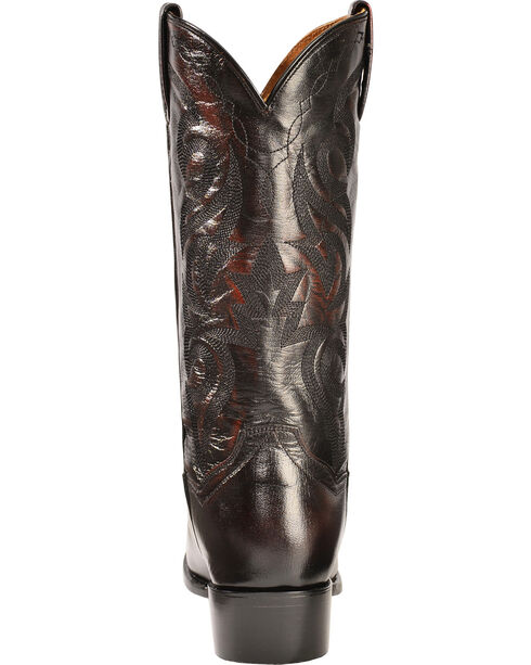 Dan Post Men's Milwaukee Western Boots, Black Cherry, hi-res