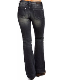 Rock & Roll Cowgirl Women's Low-Rise Trouser Jeans - Boot Cut , , hi-res