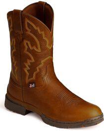 George Strait by Justin Men's 3.1 Series Waterproof Western Boots, , hi-res