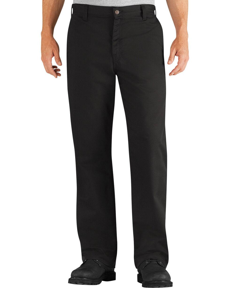 Dickies Flame Resistant Twill Pants, Black, hi-res