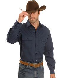 Carhartt Twill Button Work Shirt - Tall, , hi-res