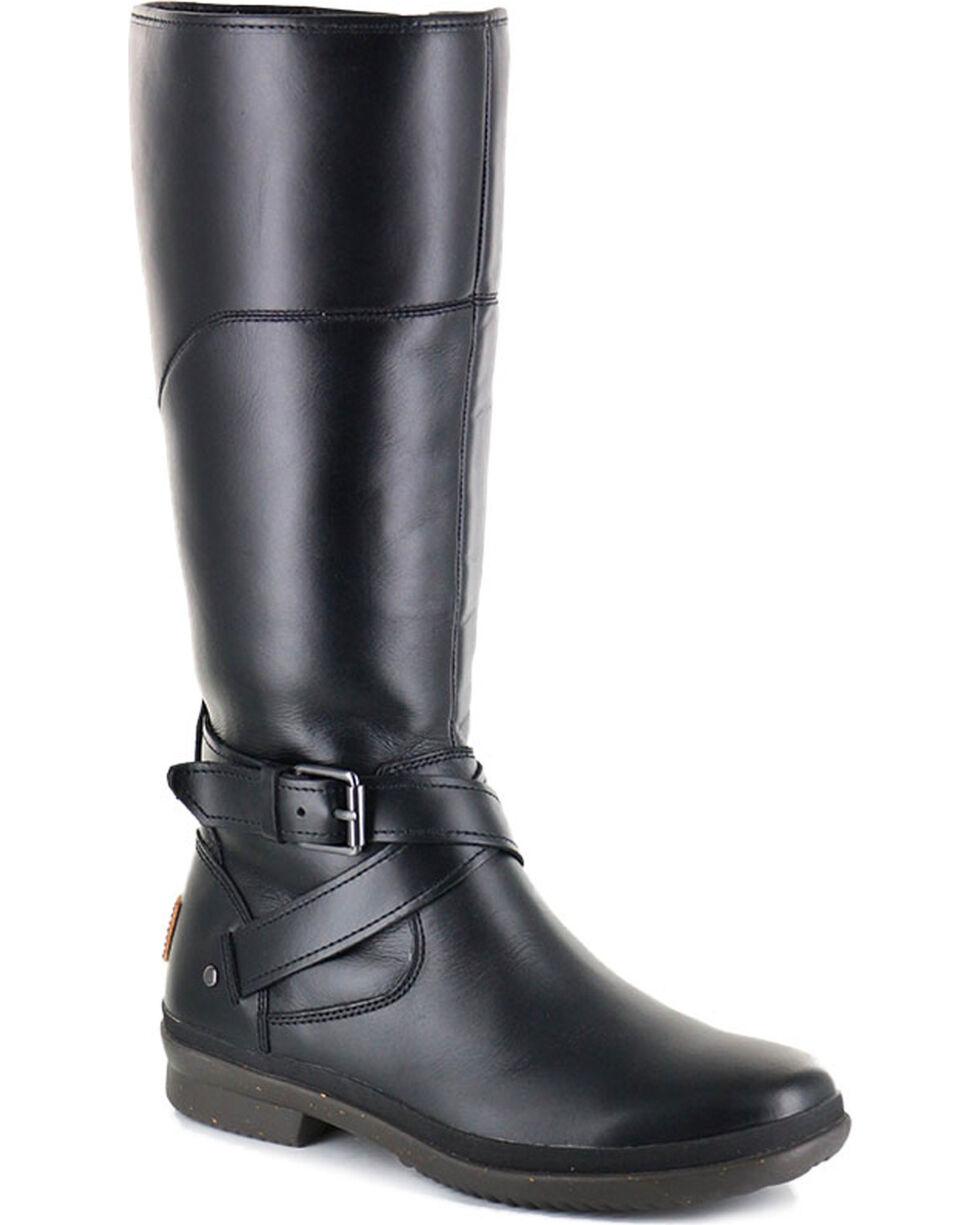 UGG® Women's Evanna Boots, Black, hi-res