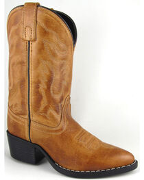 Smoky Mountain Boys' Dakota Western Boots - Medium Toe, , hi-res