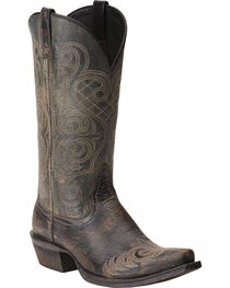 Ariat Women's Bright Lights Western Boots, , hi-res