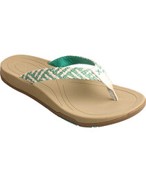 Twisted X Women's Woven Sandals, , hi-res