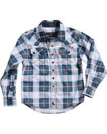 Cody James Toddler Boys' Great Lakes Long Sleeve Shirt, , hi-res