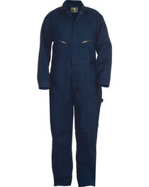 Berne Deluxe Unlined Coveralls - Tall (38 - 54), , hi-res