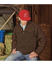 STS Ranchwear Men's Carson Convertible Vest/Jacket, , hi-res