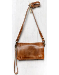 Bed Stu Women's Cadence Tan Rustic Wallet/Clutch/Crossbody Bag, , hi-res