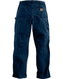 Carhartt Washed Duck Work Dungaree Utility Pants, , hi-res