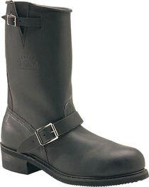 "Carolina Men's Engineer 12"" Work Boots, , hi-res"
