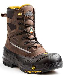 Terra Men's Brown Crossbow XS Boots - Composite Toe, , hi-res