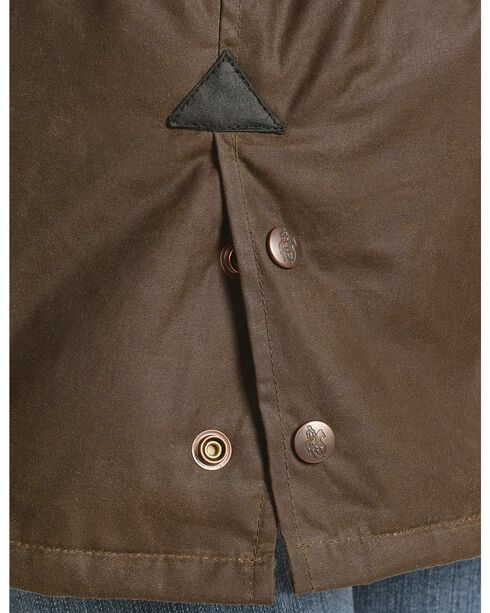 Outback Women's Round up Jacket, Bronze, hi-res