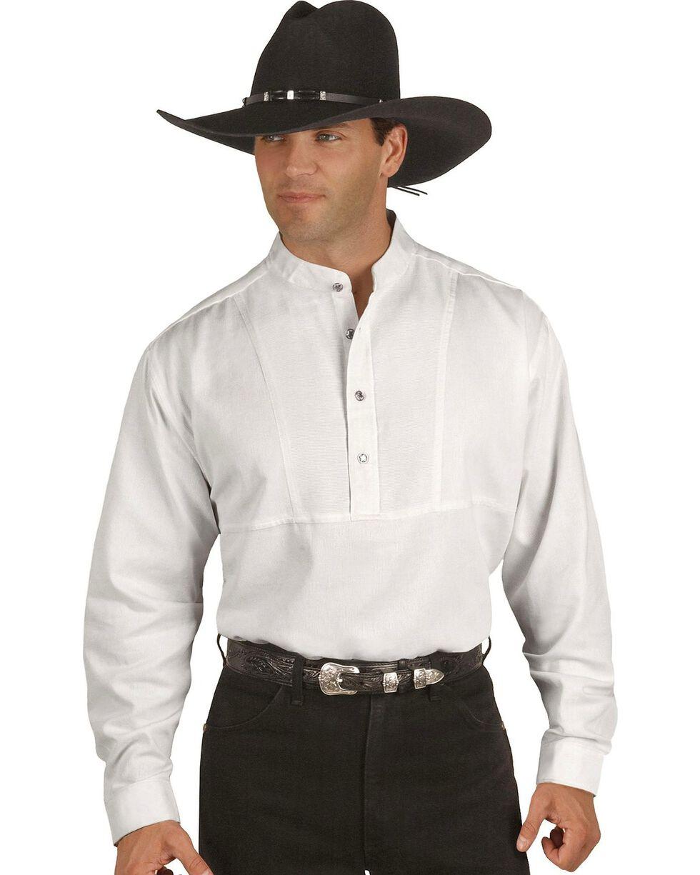 Rangewear by Scully Men's Traveler Shirt, White, hi-res