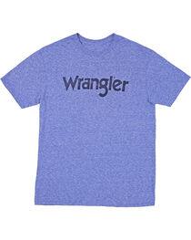 Wrangler Men's Logo Short Sleeve T-Shirt, , hi-res