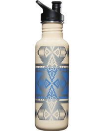Pendleton Silver Rock Stainless Steel Water Bottle, , hi-res
