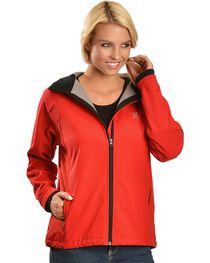 Browning Red Soft Shell Jacket, , hi-res