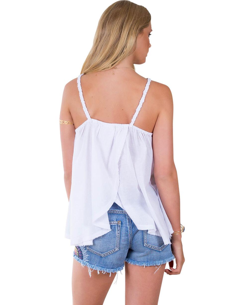Others Follow Women's Sunbather White Tank Top , White, hi-res