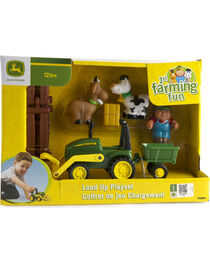 John Deere Kids' Load Up Playset, Green, hi-res