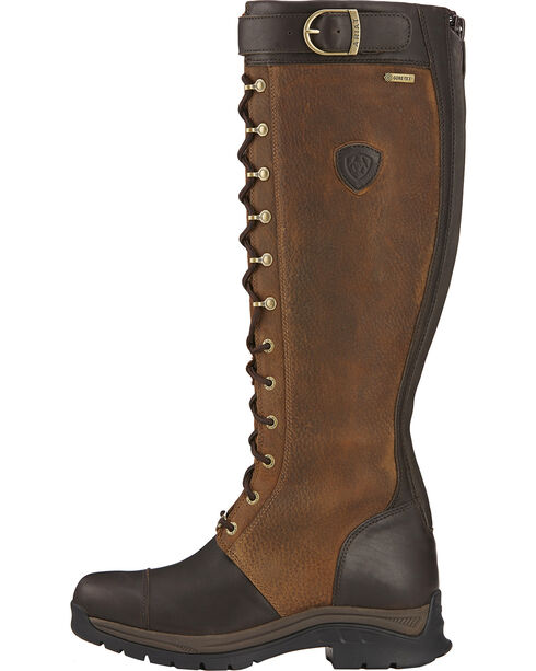 Ariat Women's Berwick GTX® Insulated Boots, Black, hi-res
