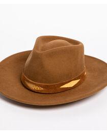 ále by Alessandra Women's Cobra Felt Hat , , hi-res