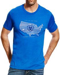 Ariat Men's Stateside T-Shirt, , hi-res