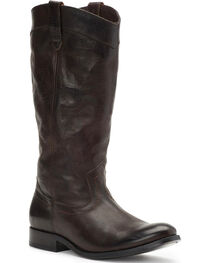 Frye Women's Smoke Melissa Pull On Boots - Round Toe, , hi-res