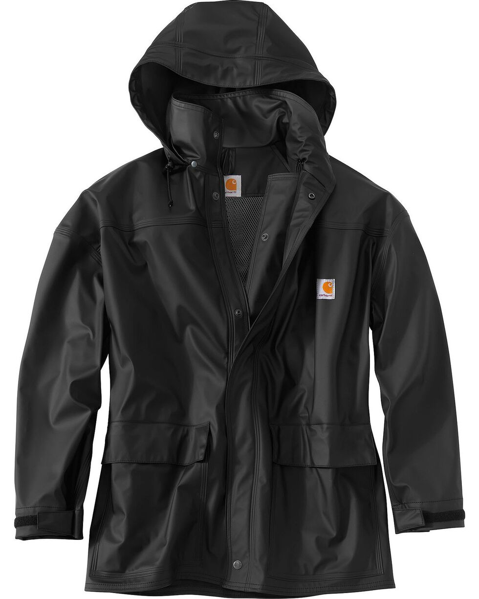 Carhartt Medford Coat - Big & Tall, Black, hi-res