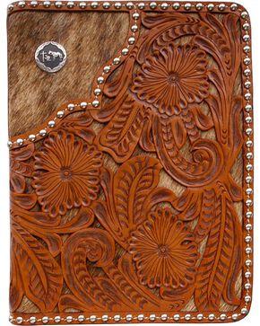 3D Filigree Floral Leather Bible Case, Multi, hi-res