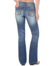 Wrangler Women's Mae Premium Patch Jeans, , hi-res
