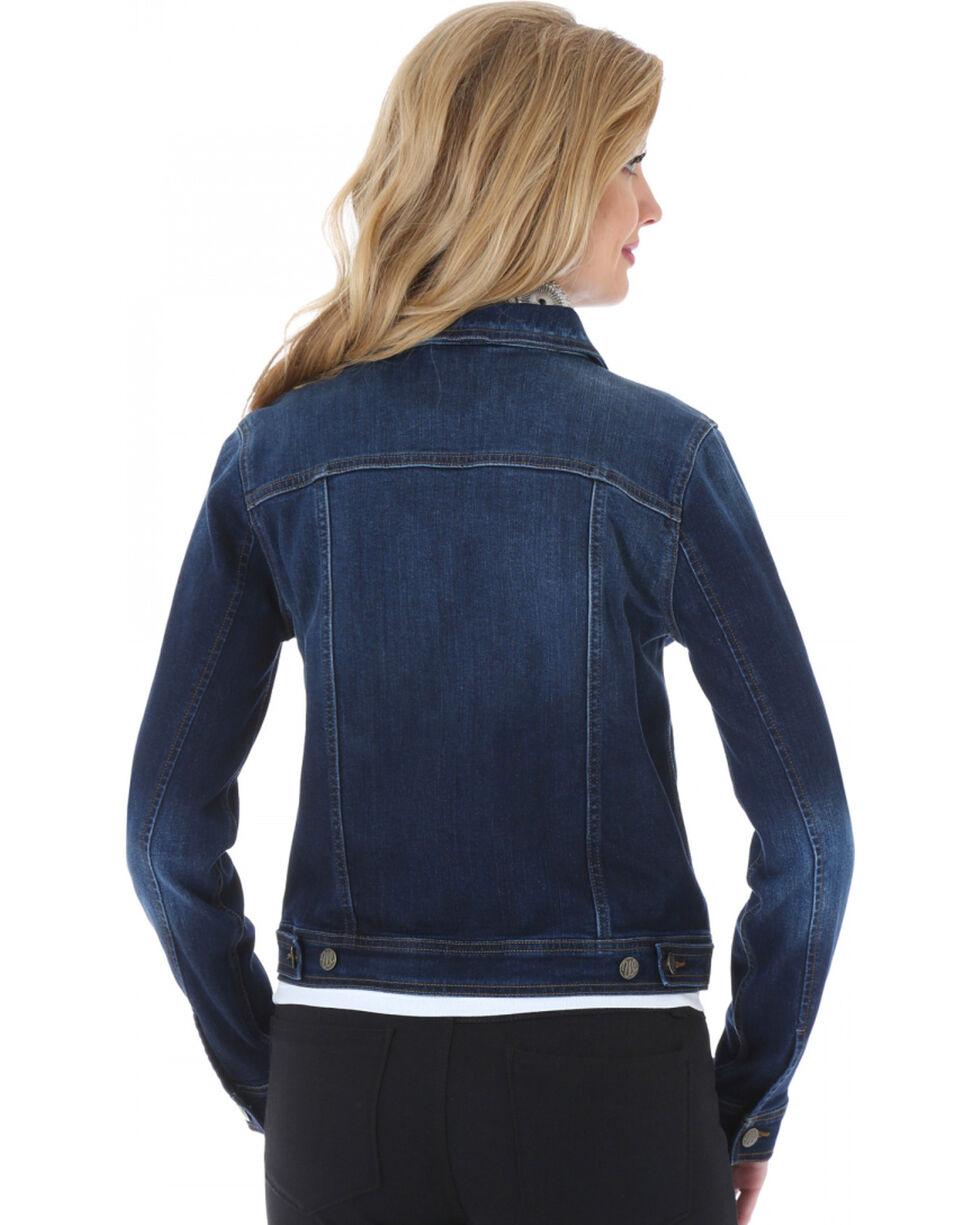Wrangler Women's Denim Jacket, Denim, hi-res