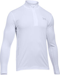 Under Armour Men's Fish Hunter 1/4 Zip Shirt, , hi-res
