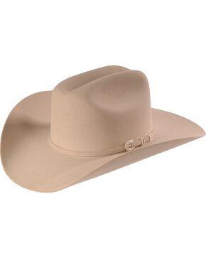Stetson 6X Skyline Fur Felt Western Hat, Silvrbelly, hi-res
