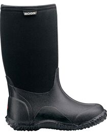 Bogs Boys' Classic High Waterproof Rain Boots, , hi-res