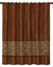 HiEnd Highland Lodge Shower Curtain , , hi-res