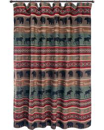Carstens Backwoods Shower Curtain, , hi-res