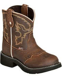 Justin Youth Gypsy Cowgirl Western Boots, , hi-res