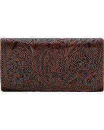 American West Women's Annie's Secret Tri-Fold Wallet , , hi-res