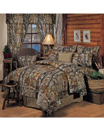 Realtree All Purpose King Comforter Set, Camouflage, hi-res