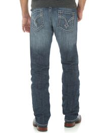 Wrangler Rock 47 Denim Slim Fit Alternative Jeans - Straight Leg , , hi-res