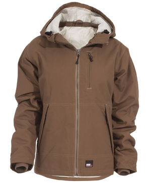 Berne Women's Monte Rosa Jacket, Brown, hi-res