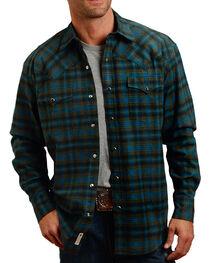 Stetson Men's Rugged Dubliner Flannel Shirt, , hi-res