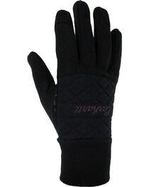 Carhartt Women's Fleece & Knit Touch Screen Gloves, , hi-res