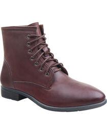 Eastland Women's Brown Juliana Plain Toe Boots  , , hi-res