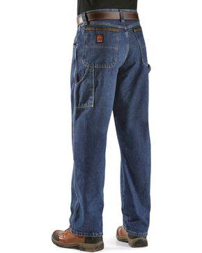 Riggs Workwear Men's Carpenter Jeans, Antique Indigo, hi-res