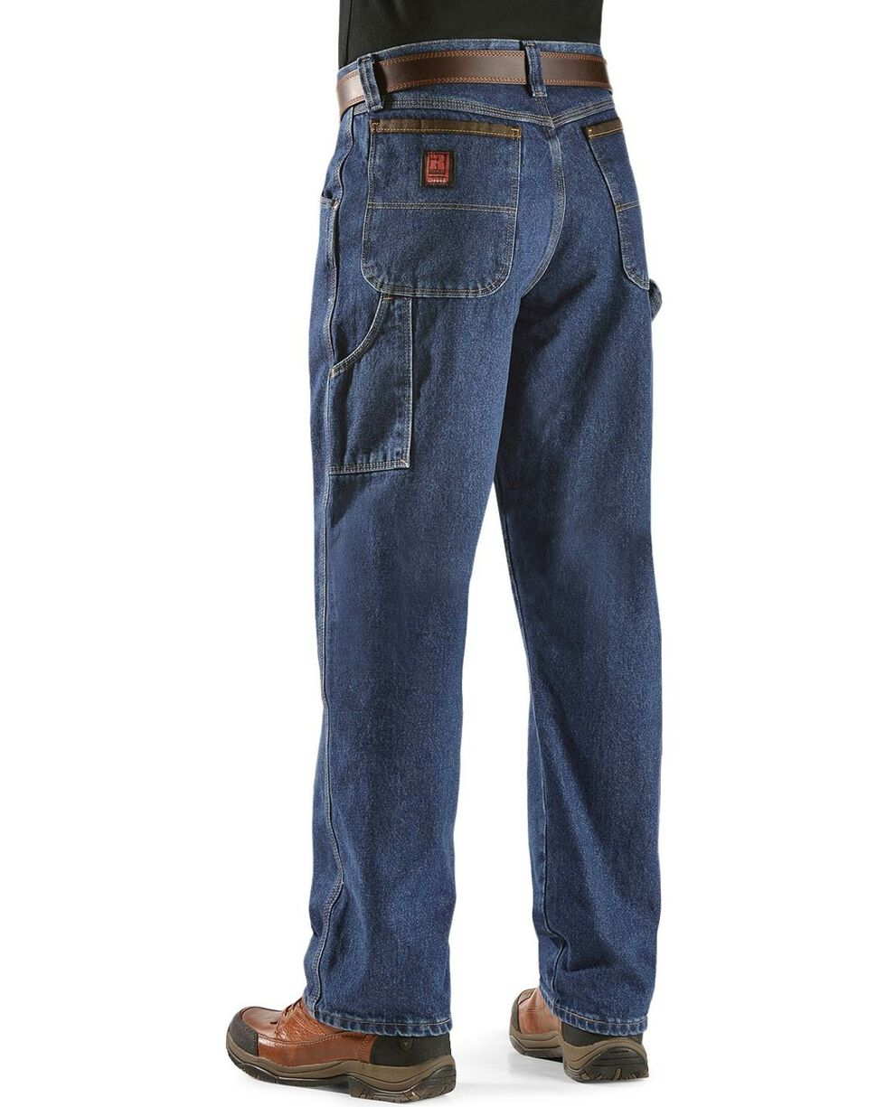 Riggs Workwear Men's Carpenter Jeans, Antique Indigo, hi-res