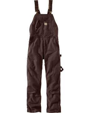 Carhartt Women's Wildwood Unlined Bob Overalls, , hi-res